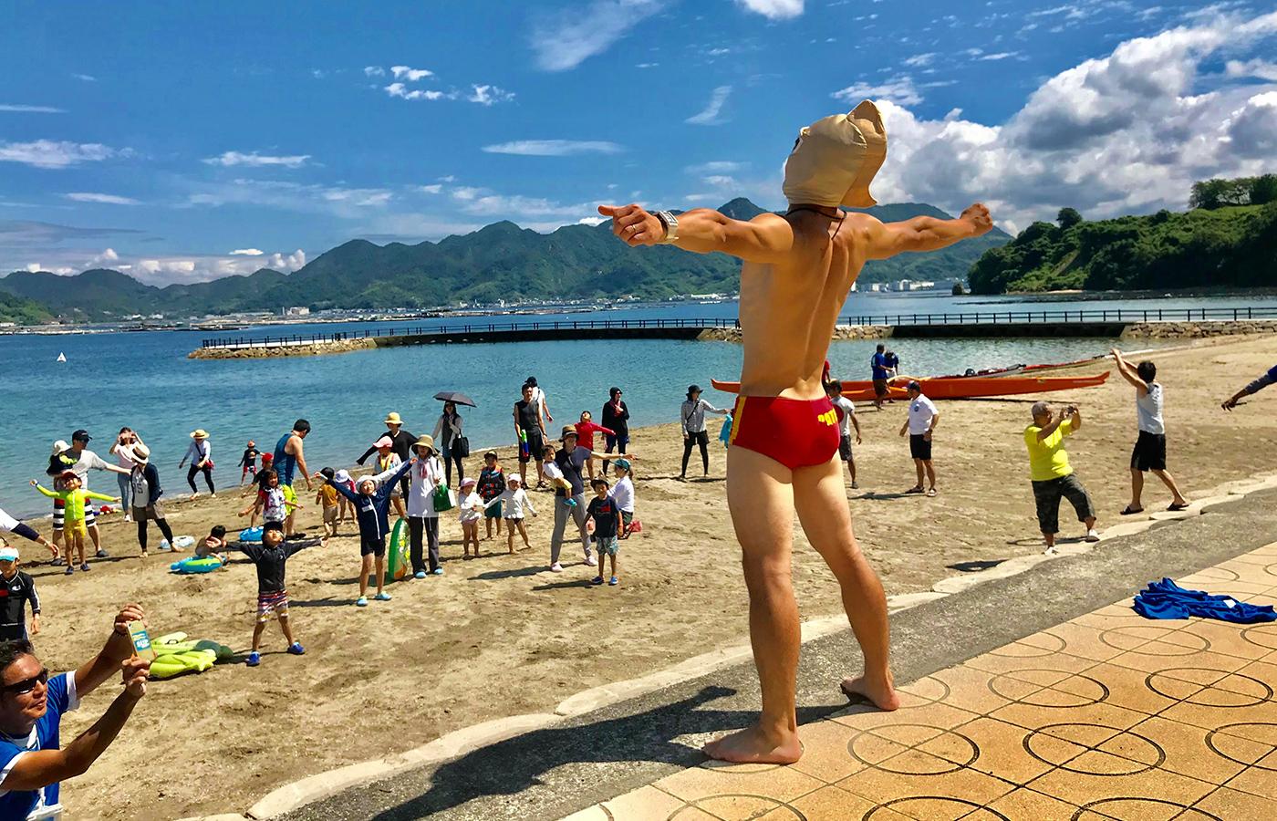 えたじま海の運動会ツアー