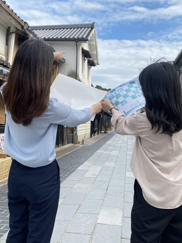 広島県竹原市「謎解きまちあるき」を開催中